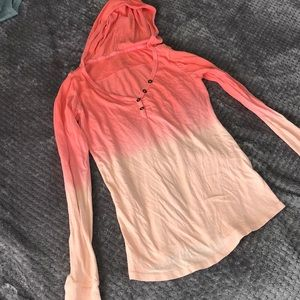 Maurices Tops - Rose Gold Maurices Long Sleeve